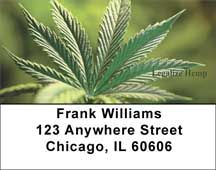 Weed Address Labels
