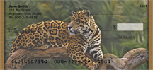 Jaguar Jungle Personal Checks