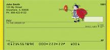 Ladybug Charmer Personal Checks