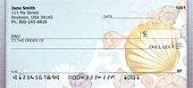 Seashell Dreams Personal Checks
