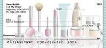 Girly Girl Cosmetics Personal Checks
