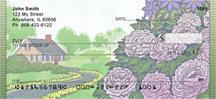 Garden Memories Personal Checks