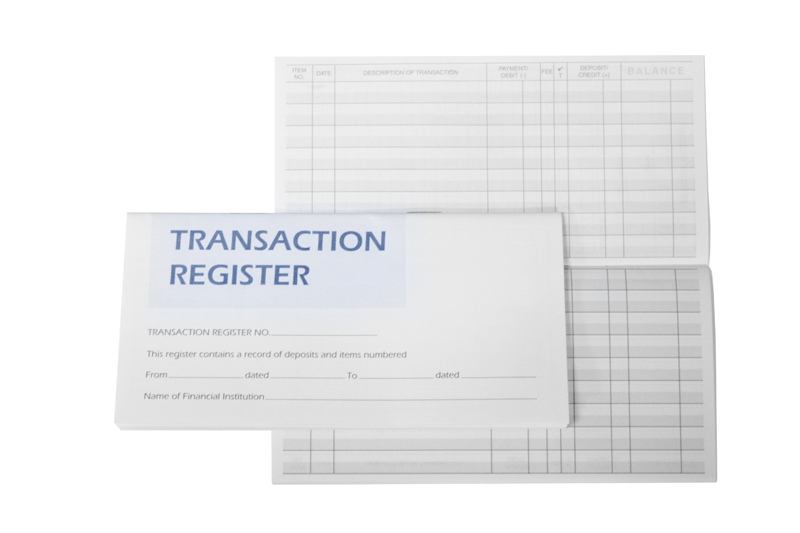 personal check registers save 50 on all personal check registers