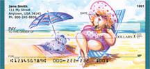 Beach Divas Personal Checks
