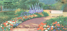 Manicured Gardens Personal Checks