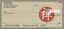 Artistic Zen Personal Checks