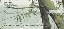 Through The Bamboo Personal Checks