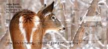 Whitetail Deer Personal Checks
