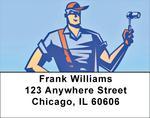 Mechanics #2 Address Labels