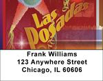 Las Posadas Address Labels