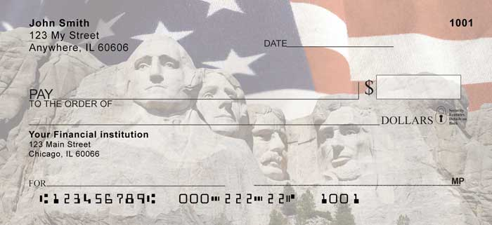 The Presidents Personal Checks