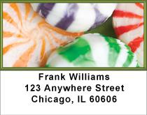 Hard Candy Fun Address Labels