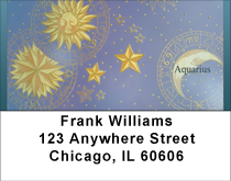Aquarius Address Labels