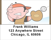 A Walk In The Park Address Labels