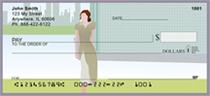 Celebrating Multi-tasking Women Personal Checks