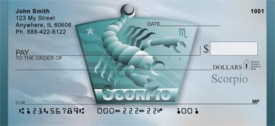 Scorpio Personal Checks
