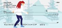 Sporty Women Personal Checks