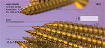 Golden Screws Personal Checks