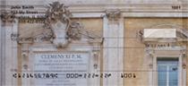 Foot Sculpture Palazzo del Conservatiori Personal Checks