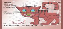 IT Cat! Personal Checks