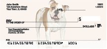 Bull Dog Personal Checks